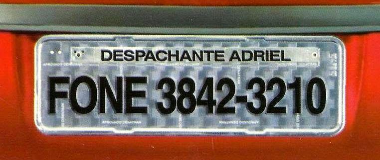 JORNAL AÇÃO POLICIAL ILHA COMPRIDA E REGIÃO ONLINE: DESPACHANTE ADRIEL Avenida Copacabana, 450 Boqueir...