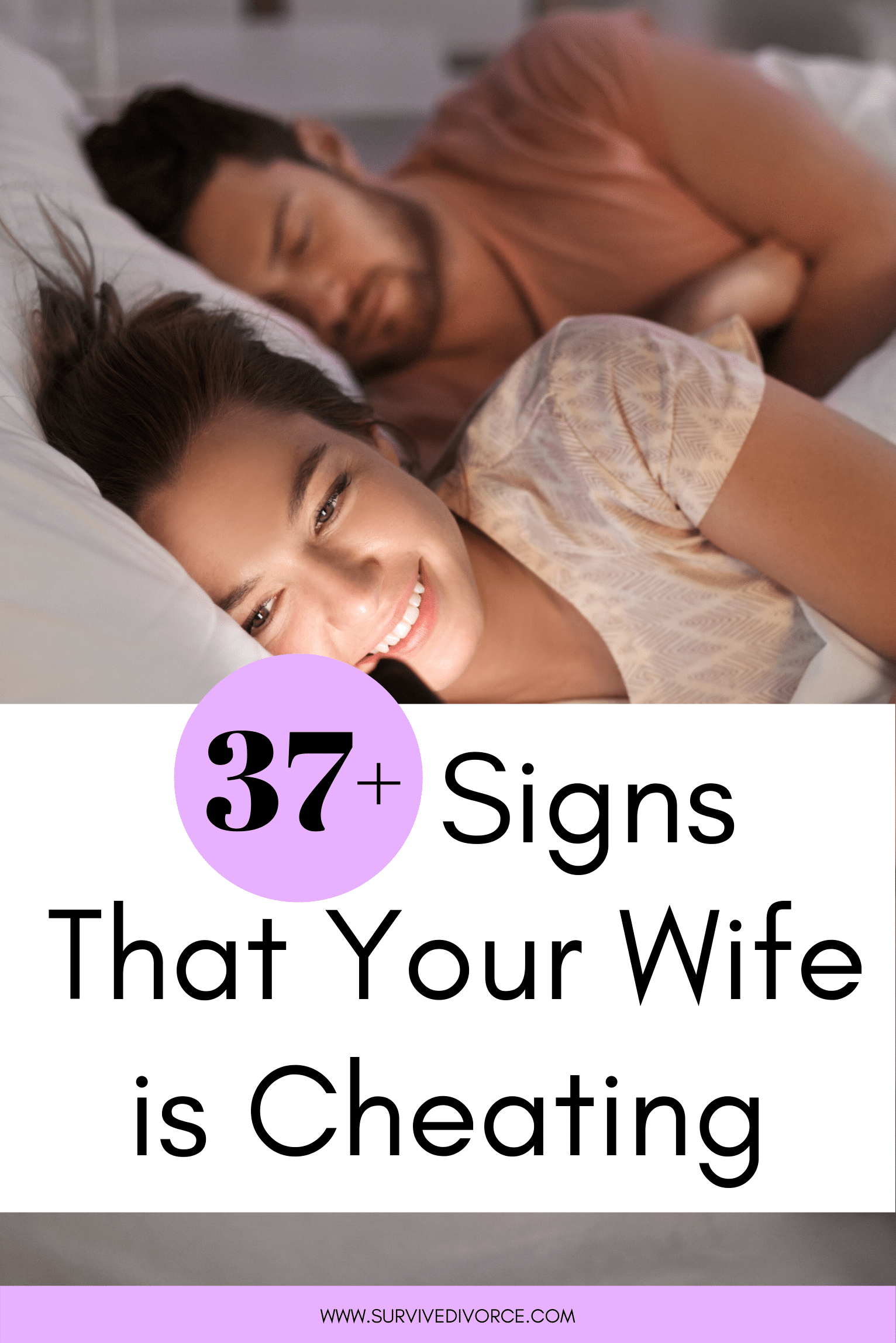 Cheating wife the 3 Ways
