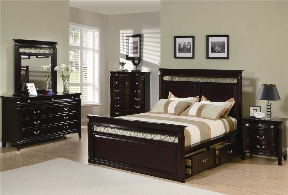 Reduced New This Beautiful Manhattan Queen 5pc Bedroom Set
