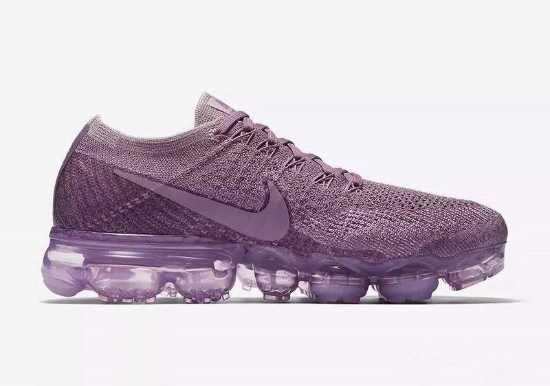 save off 6b77c 18cb8 Nike Air VaporMax 2018 Flyknit Violet Purple Women Shoes