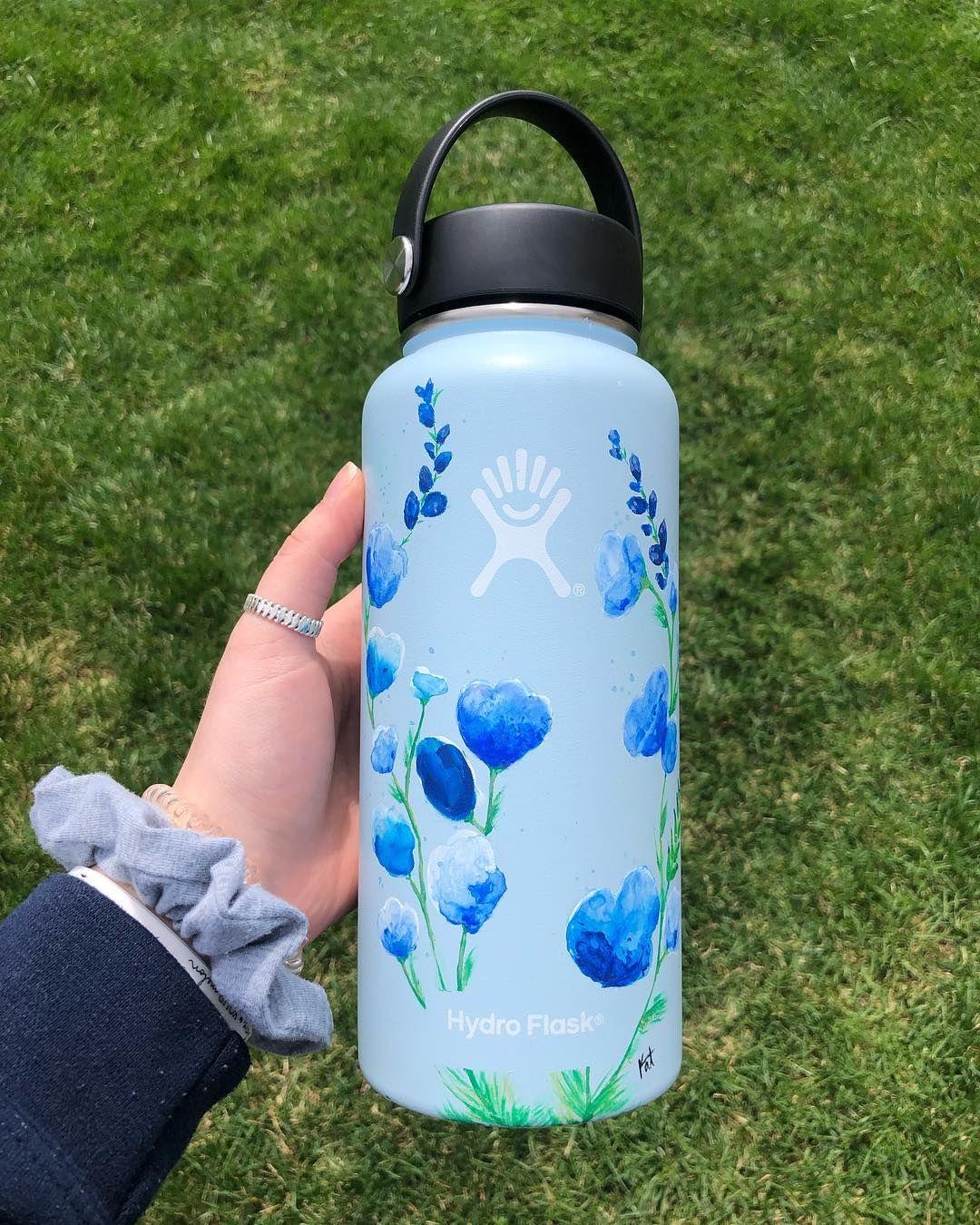 Pin By Fernanda Torres On Hydro Water Bottle Art Hydroflask Flask Art