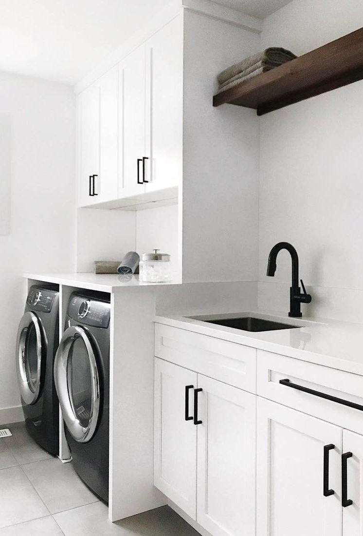 Refine Define Laundry Room Design Ideas In 2020 Laundry Room Design Apartment Laundry Room Laundry Room Cabinets