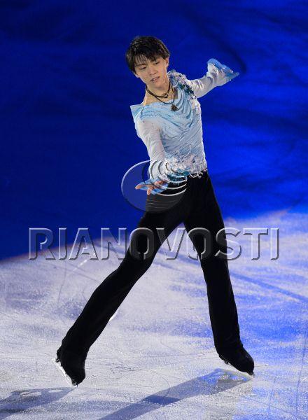 2014–15 Grand Prix of Figure Skating Final. Exhibition gala