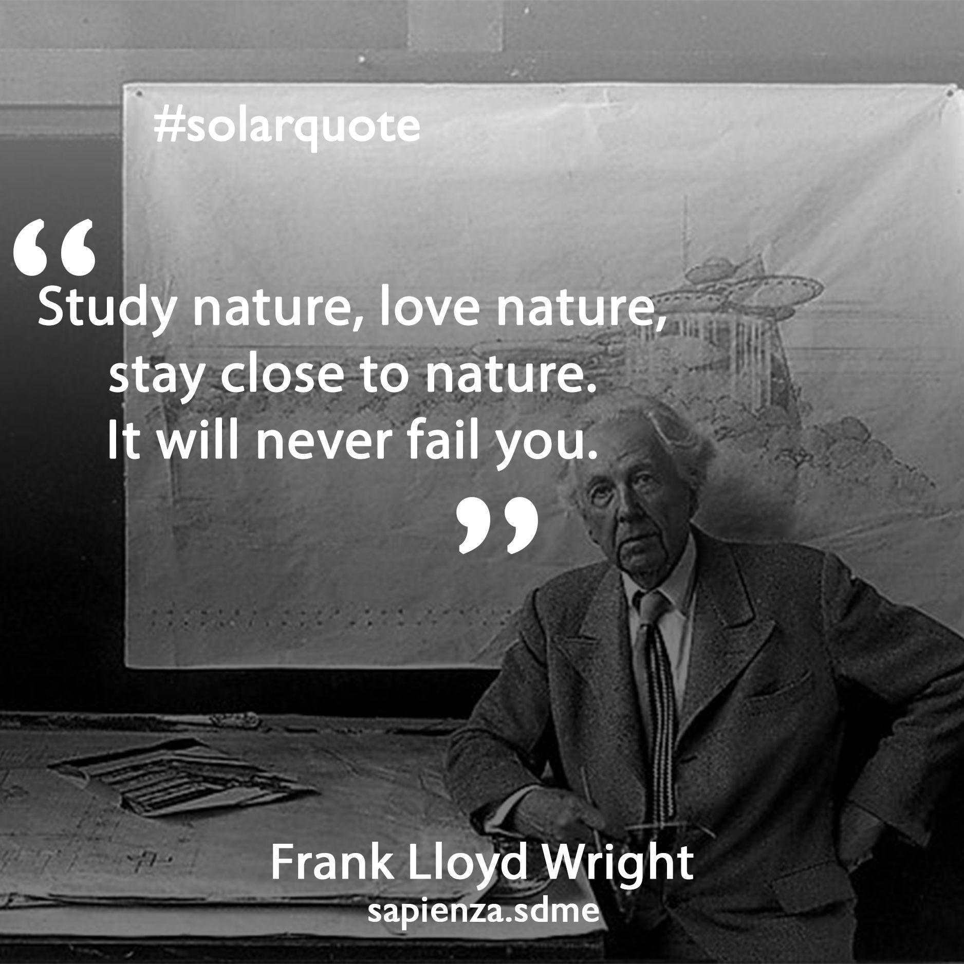 Frank Lloyd Wright Born Lincoln June 8 1867 April 9