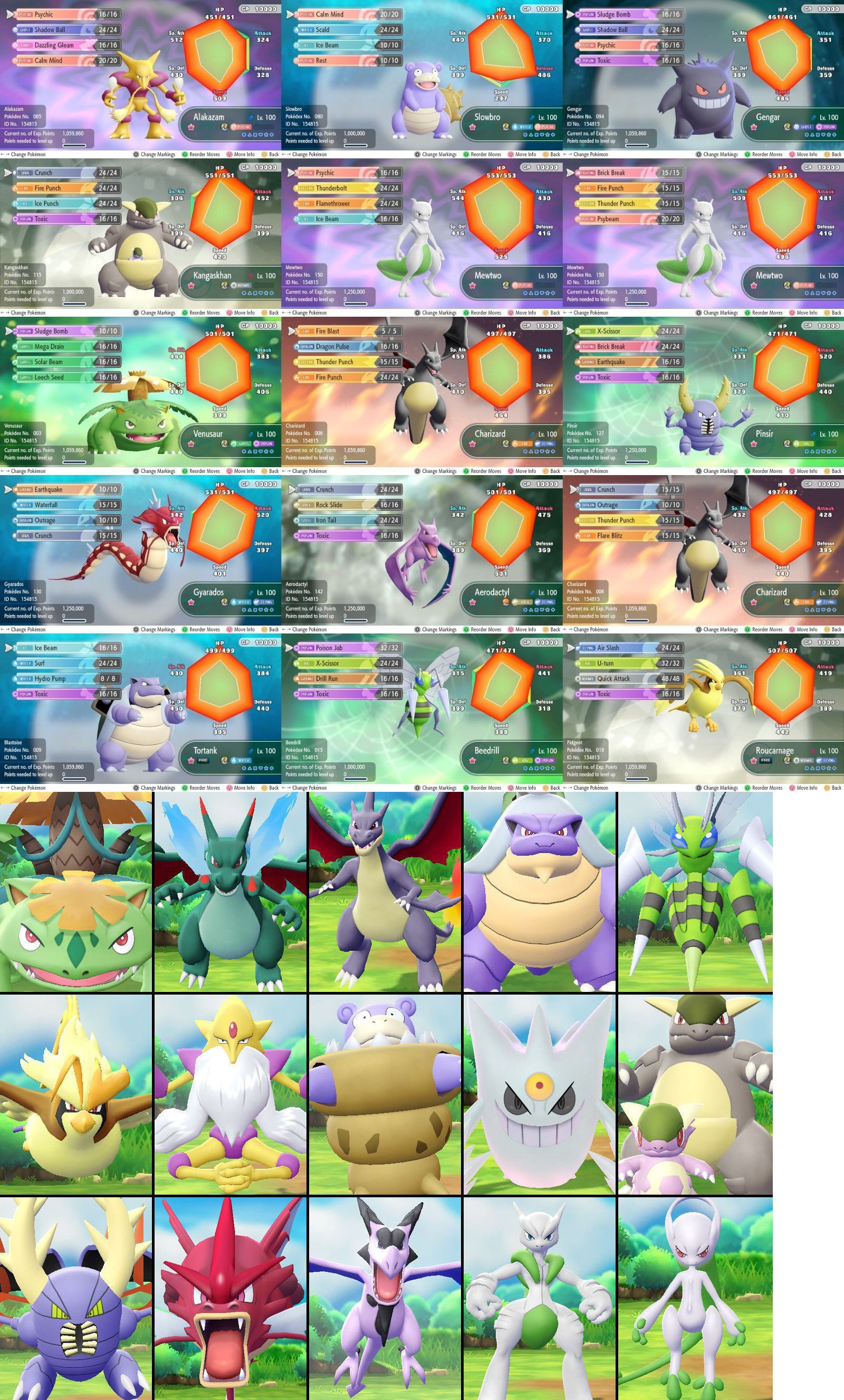 Strategy Guides and Cheats 156595 Pokemon Let S Go