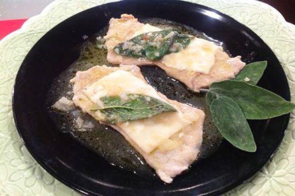 Ricetta Cotolette al formaggio di petronilla - Luisanna Messeri