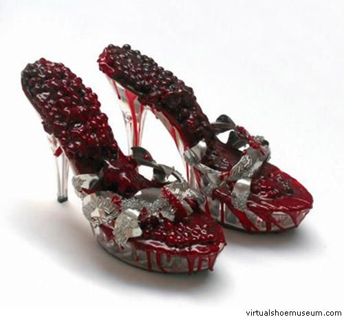 pie shoes by Svenja Ritter
