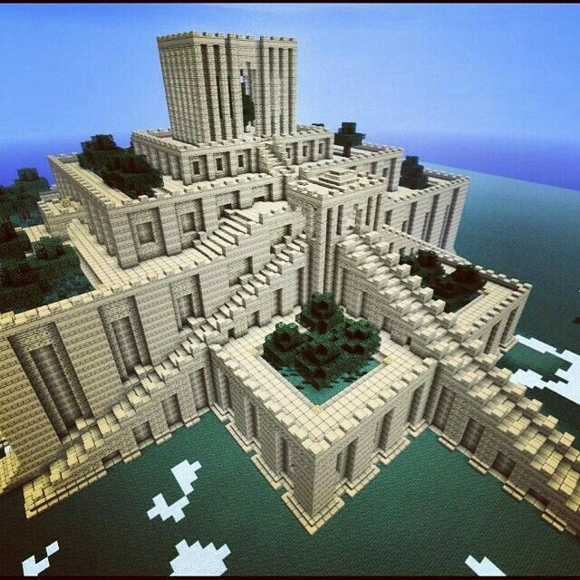 Elaborate Temple Complex