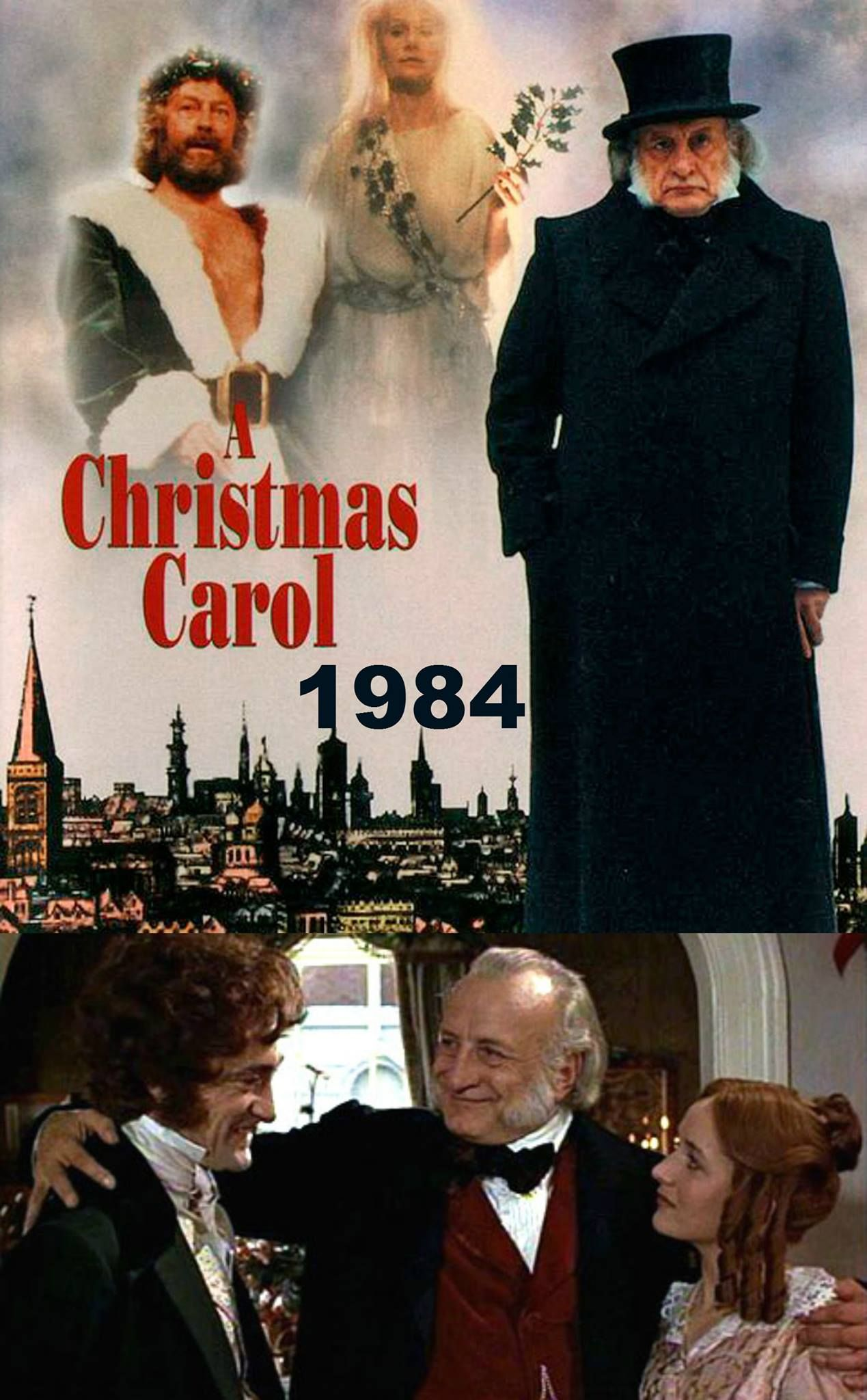 The Ghost Of Christmas Past Scrooged Best Christmas Movies Ghost Of Christmas Past Scrooge