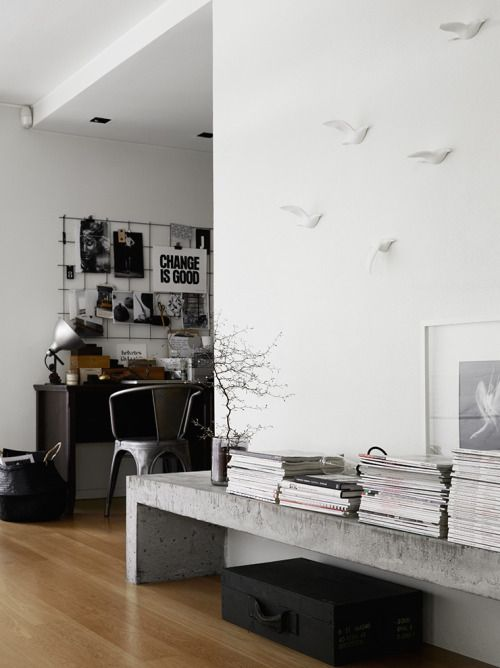 Nestprettythings Modern Living Room Interior Minimalist Living Room Decor Apartment Interior Design