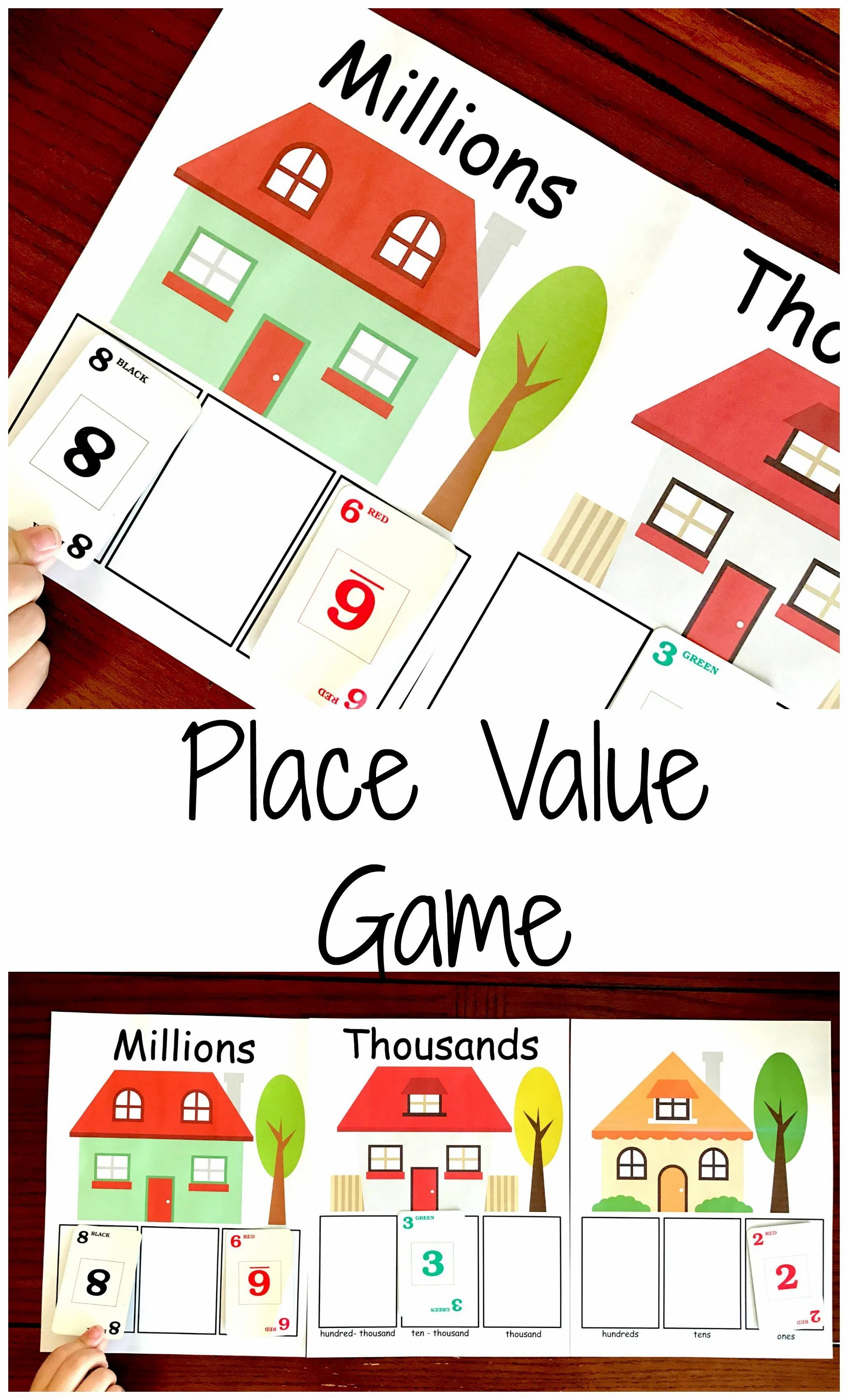 Pin On Free Place Value Activities [ 3400 x 2061 Pixel ]