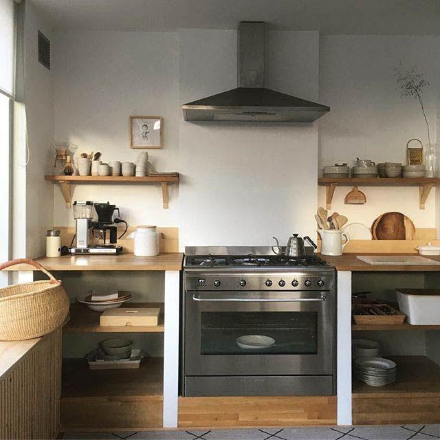 Le mensole a vista in cucina: belle ma anche funzionali? | cucine ...