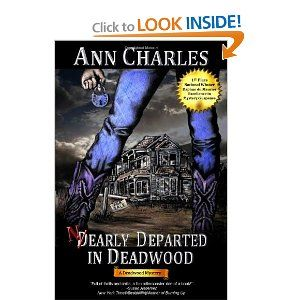 Ann Charles makes me laugh. Besides spinning a great yarn, her books are filled with crazy characters and spicy rhetoric. Give her a try!