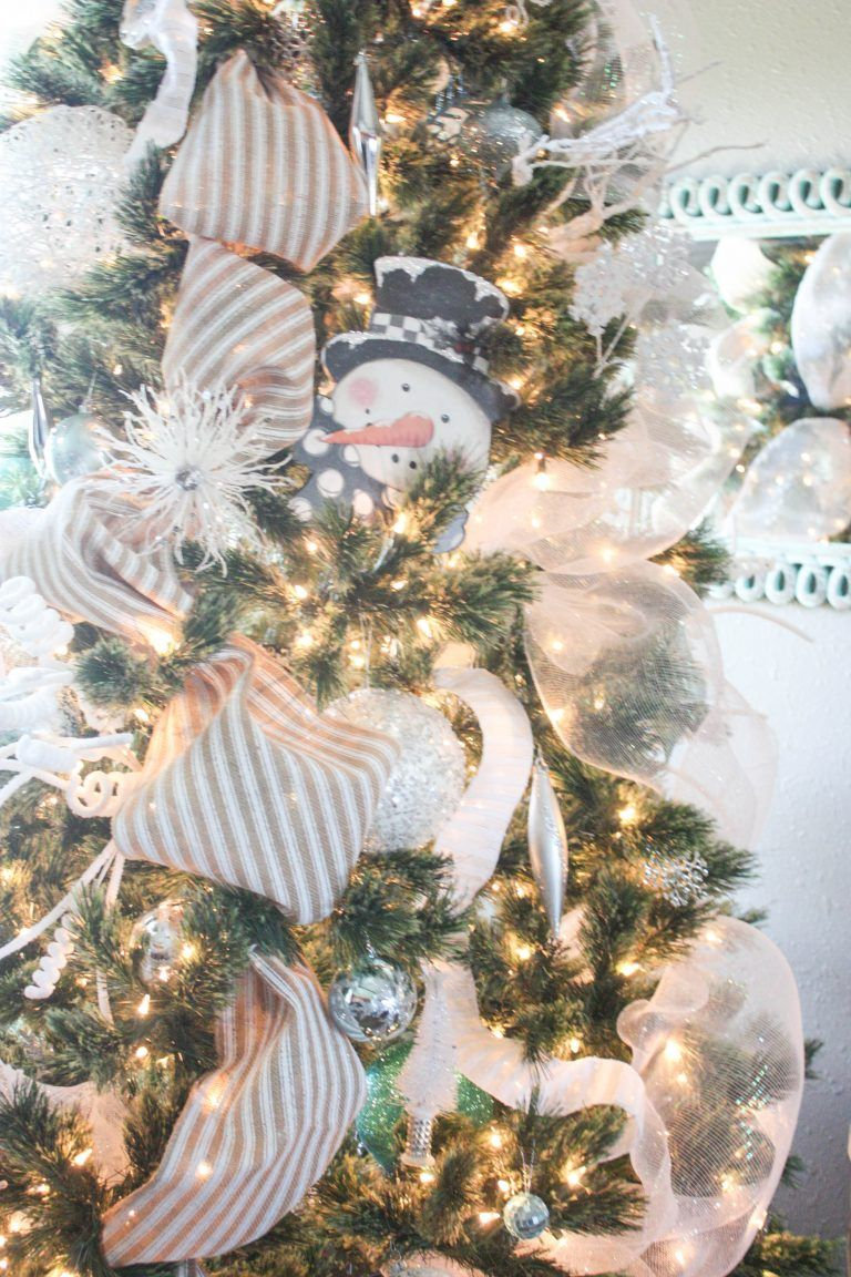how to decorate a christmas tree from start to finish the easy way - When To Start Decorating For Christmas