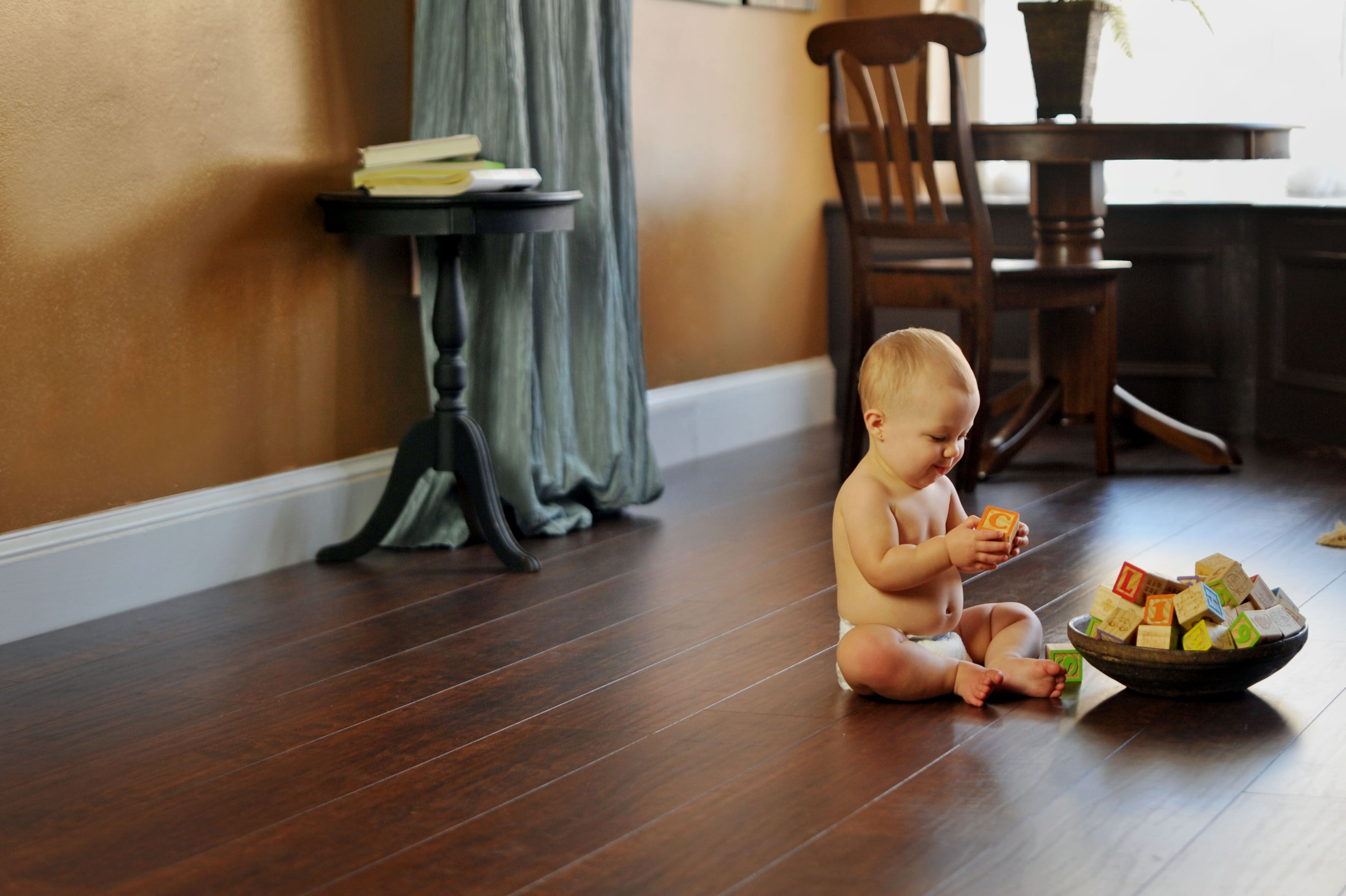 Laminate Wood Floors Are Designed To Be Beautiful And Durable