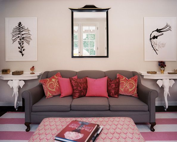 living room photos grey couches pink pillows and living rooms