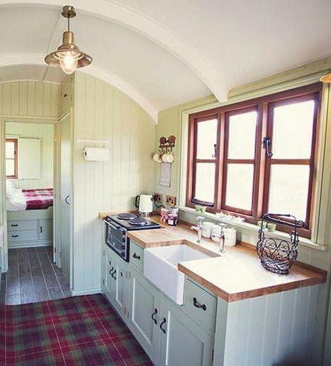 Shepherd Hut Floor Plans: 15 Dreamy Shepherd's Huts You Can Rent