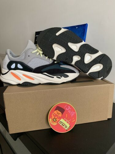 quality design 3028a 1d0ff Adidas Yeezy 700 Wave Runner Size 12