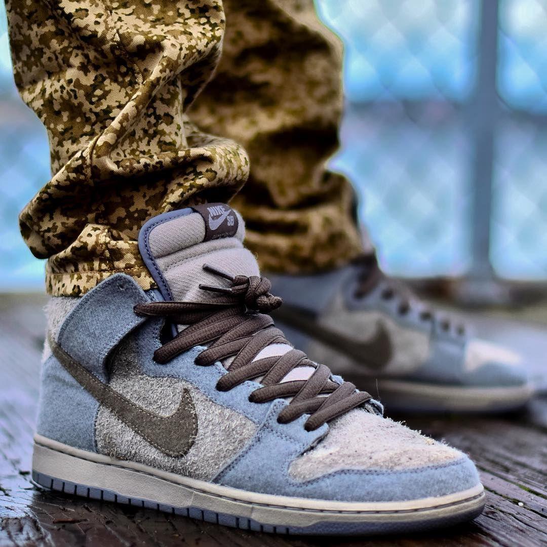 Nike Dunk High Premium SB SB SB