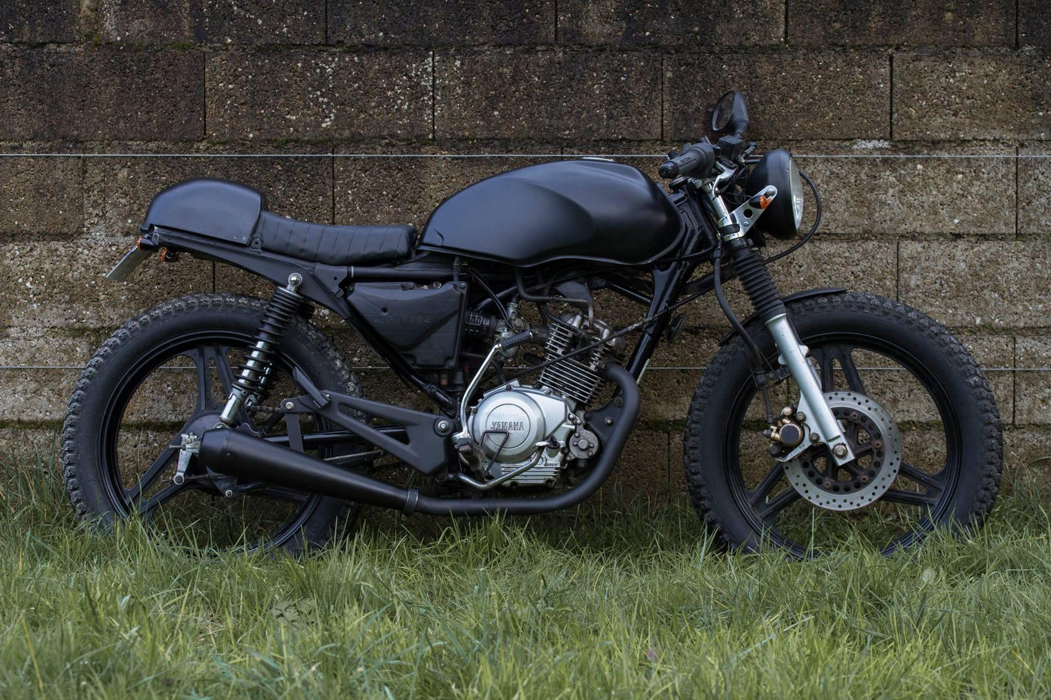 cafe racer 125 ybr 125cc bikes pinterest caf racer. Black Bedroom Furniture Sets. Home Design Ideas