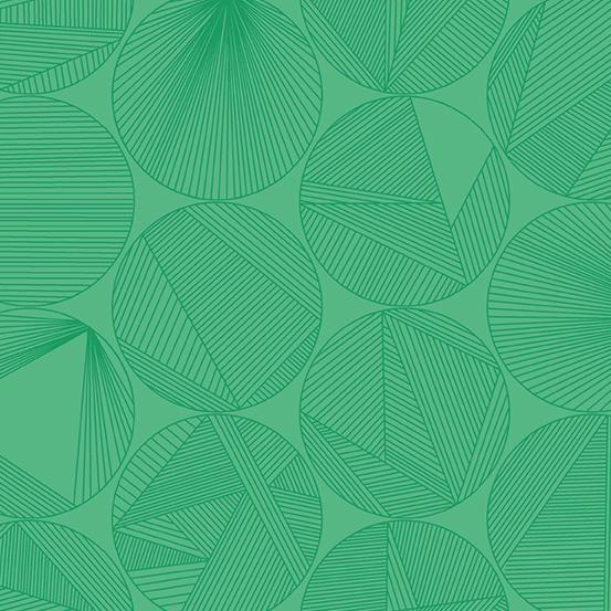 Quantum Petri Iguana Cotton Fabric  Fat Quarter Andover