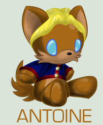 Plushie Collection: Antoine by WingedHippocampus on deviantART