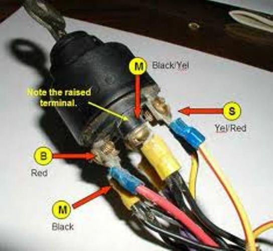 Ignition Switch Troubleshooting Wiring Diagrams Boat Wiring Motorcycle Wiring Pontoon