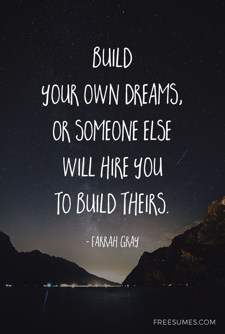 20 Motivational Quotes for a Successful Job Search   Freesumes ...