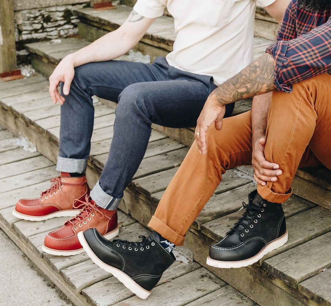 """7b9cae2896c Red Wing Heritage on Instagram  """"The 8818 and 8819 are Limited Edition  boots are going fast. Find a retailer before it s too late.   redwingheritage"""""""