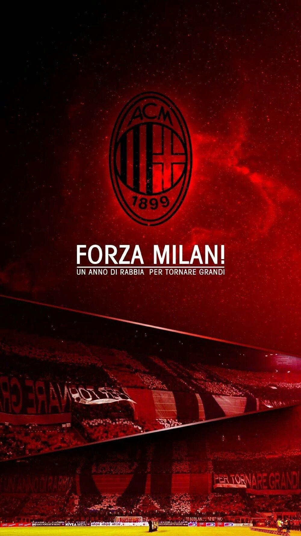# FORZA MILAN