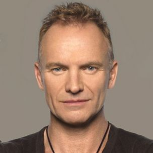 Sting. so there.