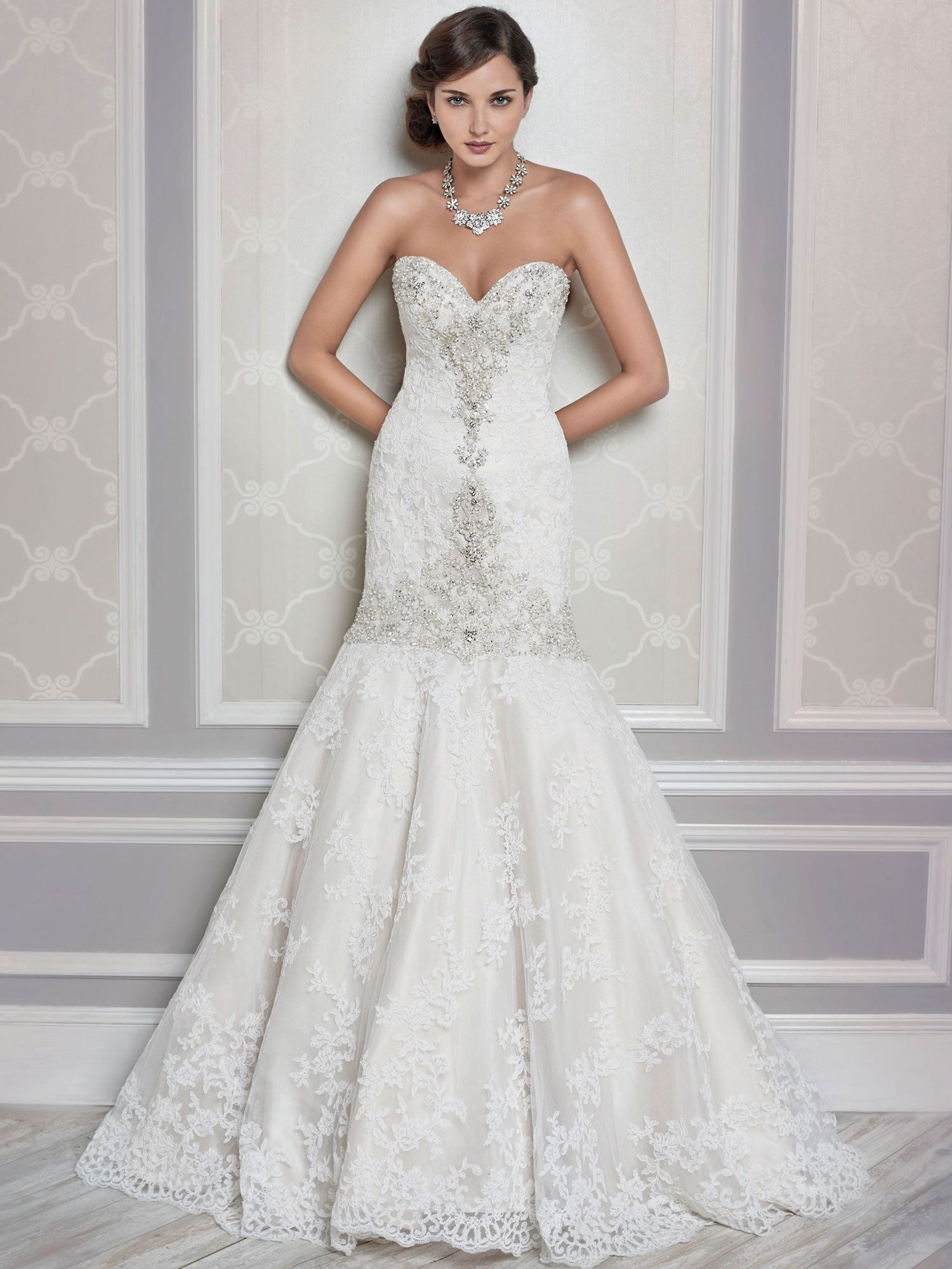 Style 1610 bridal gowns wedding dresses kenneth for Private label wedding dresses
