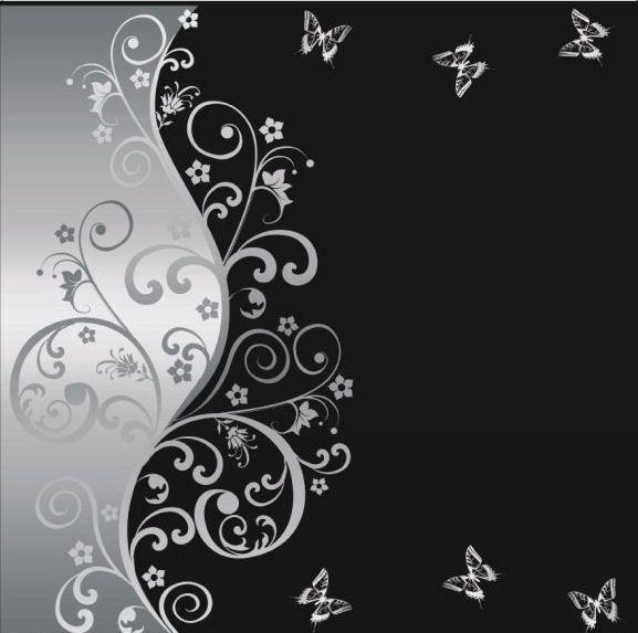Elegant Silver Background 12 X 12 Paper Basteln Anleitung Bastelanleitungen Bastelvorlagen