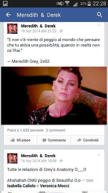 Frasi Amicizia Greys Anatomy.Grey S Anatomy Citazioni Meredith Grey Citazioni Famose Citazioni Preferite