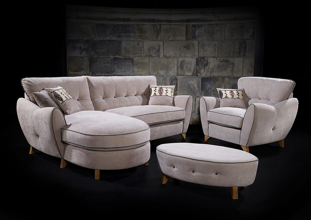 Tori Stunning Sofa Made In England By Lebus Upholstery