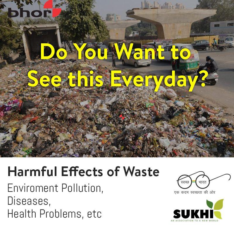 Harmful Effects Of Waste Diseases