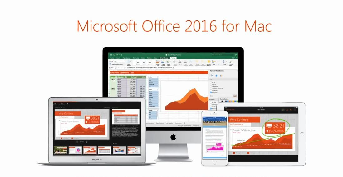 Final version of Microsoft Office 2016 for Mac is now ...