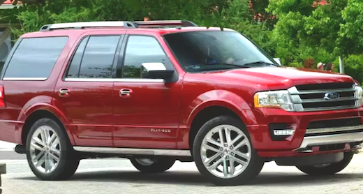 2018 Ford Expedition King Ranch For Sale