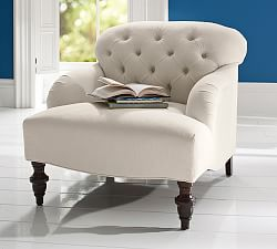 sillones sillas living room accent sillas y sillones pottery barn
