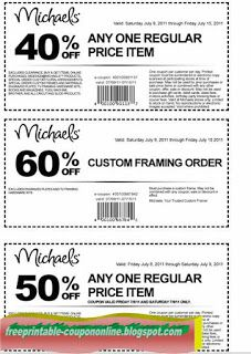 Free Printable Michaels Coupons Michaels Coupon Free Printable Coupons Coupons