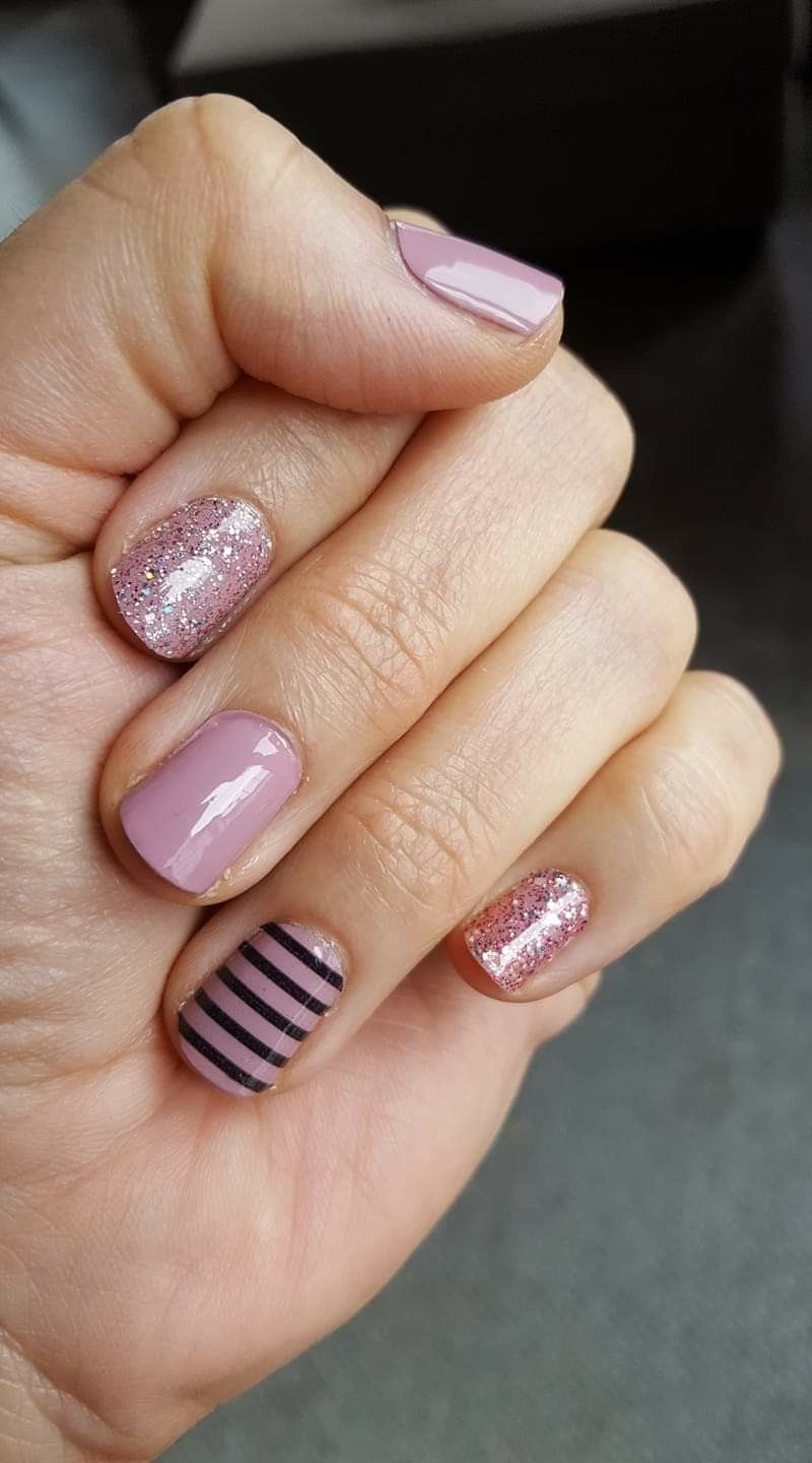 Pin by 𝓋𝒶𝓁𝑒𝓇𝒾𝑒 on nail colors/designs | Colorful nail