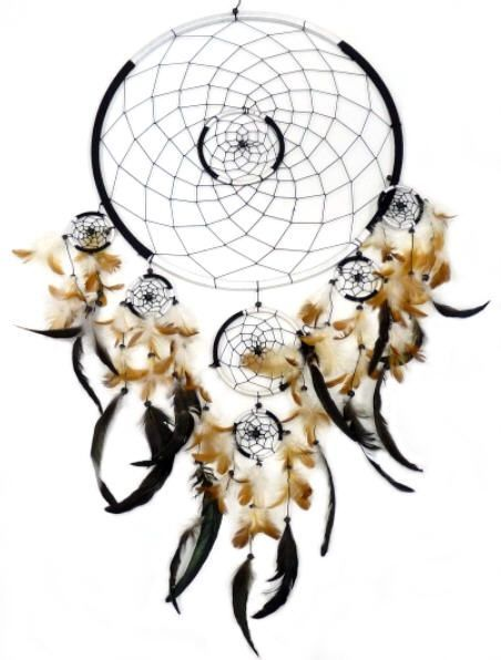 Cherokee Dream Catcher Gorgeous Cherokee Indian Dream Catchers  Native American 16In Dream Catcher Design Inspiration