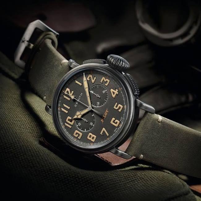 Zenith Andorra 500 | Reloj suizo, Correas de reloj y