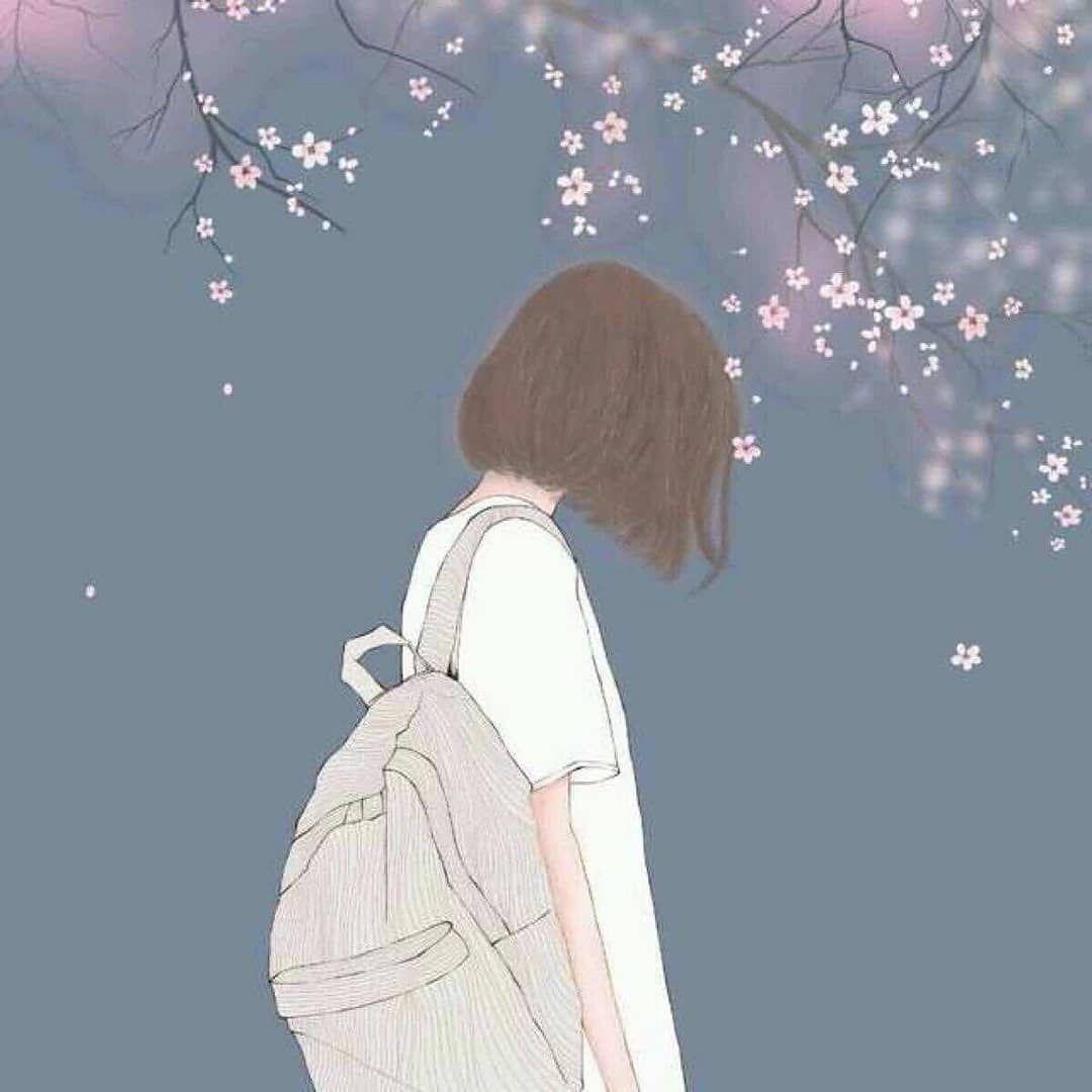 Short Hair Gambar Gambar Anime Ilustrasi Kecantikan