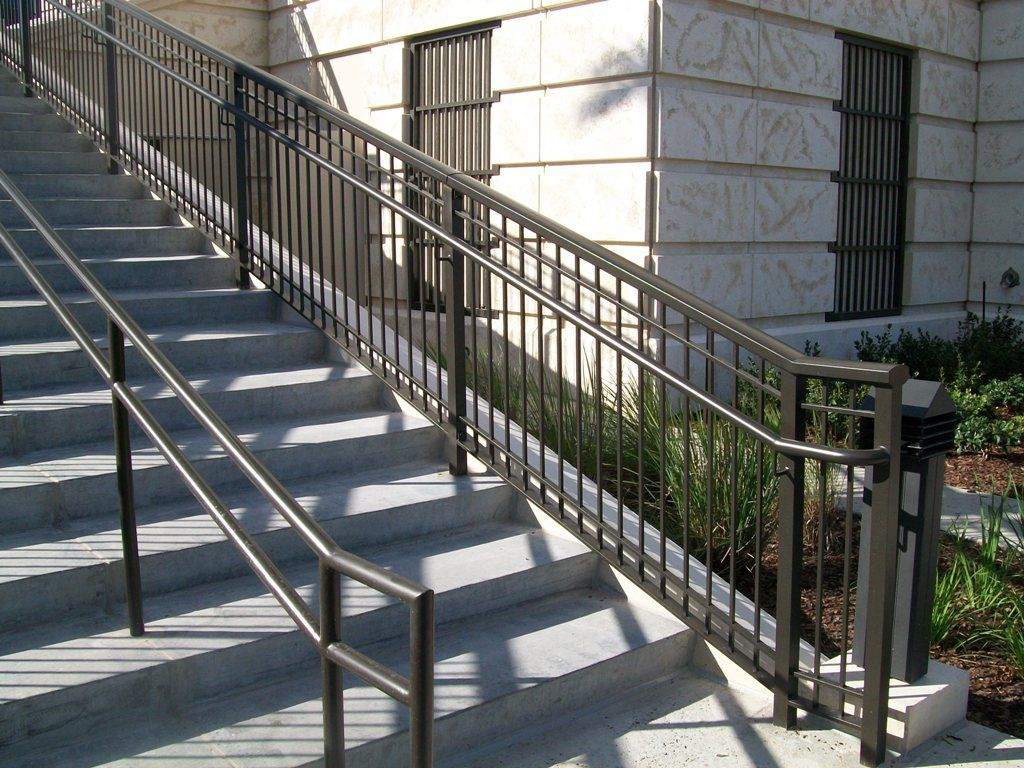 Commercial Exterior Railings   Google Search