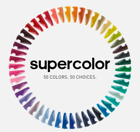adidas 50 colour