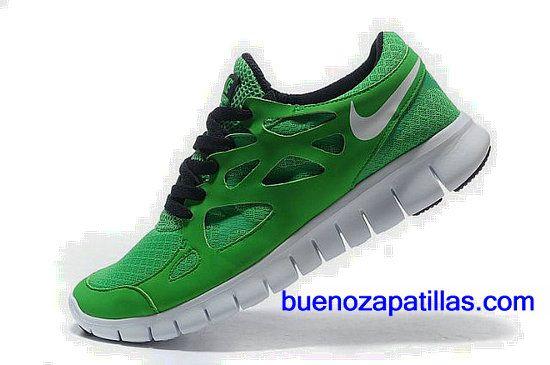 nike running hombre zapatillas verde