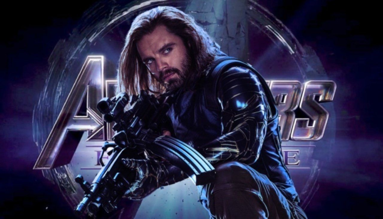 bucky endgame - Google Search | Winter Soldier Cosplay References