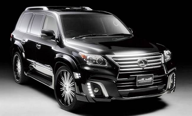 2017 Lexus Lx 570 Interior Redesign