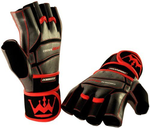 Gym Workout Best Weight Lifting Body Building Fitness Training Gloves with Strap